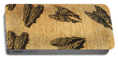 Of Devils And Angels Portable Battery Charger by Jorgo Photography - Wall Art Gallery
