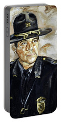 Officer Demaree Portable Battery Charger