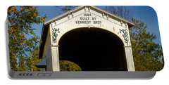 Offutt's Ford Covered Bridge Portable Battery Charger