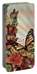 Oh Beautiful Butterfly Portable Battery Charger