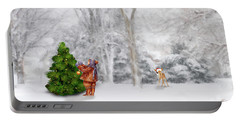 Oh Christmas Tree Portable Battery Charger