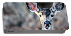 Oh, Deer Portable Battery Charger