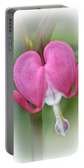 Oh My Bleeding Heart Portable Battery Charger