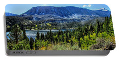 Oh What A View Portable Battery Charger