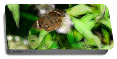 Portable Battery Charger featuring the photograph Ohio Buckeye by EricaMaxine  Price