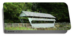 Ohio Covered Bridge Portable Battery Charger