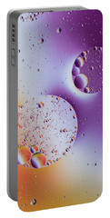 Portable Battery Charger featuring the photograph Oil And Water 2017 by Kevin Blackburn