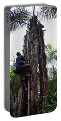 Oil Palm Tree Portable Battery Charger