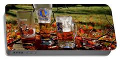 Oktoberfest Ist Wunderbar Portable Battery Charger