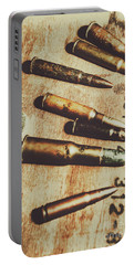 Old Ammunition Portable Battery Charger