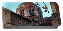 Old Athenian Church Portable Battery Charger