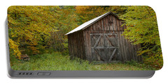 Old Barn New England Portable Battery Charger