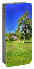 Old Barn, Smith Mountain Lake Portable Battery Charger