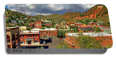 Old Bisbee Arizona Portable Battery Charger