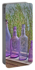 Old Bottle Collection Portable Battery Charger
