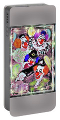 Old Circus Portable Battery Charger