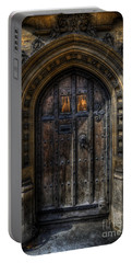 Old College Door - Oxford Portable Battery Charger