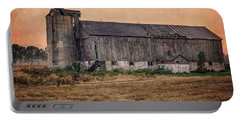 Old Country Barn Portable Battery Charger