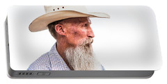 Old Cowboy Portable Battery Charger
