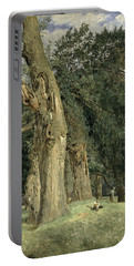 Old Elms In Prater Portable Battery Charger