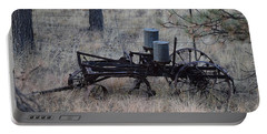 Old Farm Implement Lake George Co Portable Battery Charger