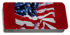 Old Glory  1 Portable Battery Charger