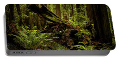 Old Growth Forest Portable Battery Charger