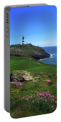 Old Head Of Kinsale Lighthouse Portable Battery Charger