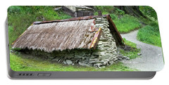 Old Hut  Portable Battery Charger