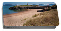 Old Llanddwyn Lighthouse Portable Battery Charger