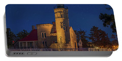 Old Mackinac Point Lighthouse Portable Battery Charger