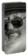 Old Man And The Sea Portable Battery Charger
