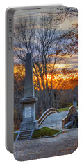 Old North Bridge - Concord Ma Portable Battery Charger
