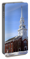 Old North Church, Portsmouth Portable Battery Charger