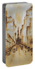 Old Philadelphia City Hall 1920 Portable Battery Charger