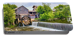 Old Pigeon Forge Mill Portable Battery Charger