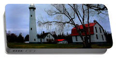 Old Presque Isle Lighthouse Portable Battery Charger