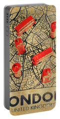 Old Routemaster Way Portable Battery Charger