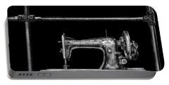 Old Singer Sewing Machine Portable Battery Charger