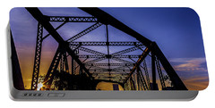 Old Steel Bridge Portable Battery Charger