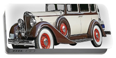 Old Time Auto Portable Battery Charger