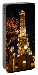 Old Water Tower, Intersection Portable Battery Charger