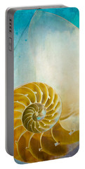Old World Treasures - Nautilus Portable Battery Charger