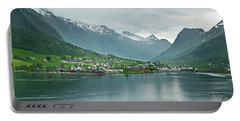 Olden On Nordfjord Portable Battery Charger