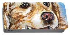 Oliver From Muttville Portable Battery Charger