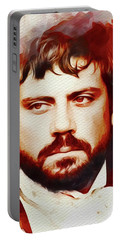 Oliver Reed, Movie Star Portable Battery Charger