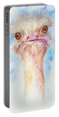 Oliver The Ostrich Portable Battery Charger