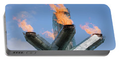 Olympic Cauldron Portable Battery Charger