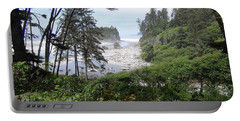 Olympic National Park Beach Portable Battery Charger