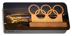 Olympic Rings Portland  Portable Battery Charger